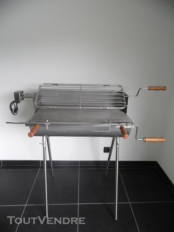 Barbecue trépied - 2 poulet 381756216