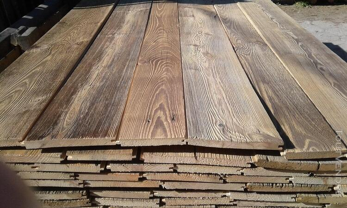 Bardage en vieux bois 267575684