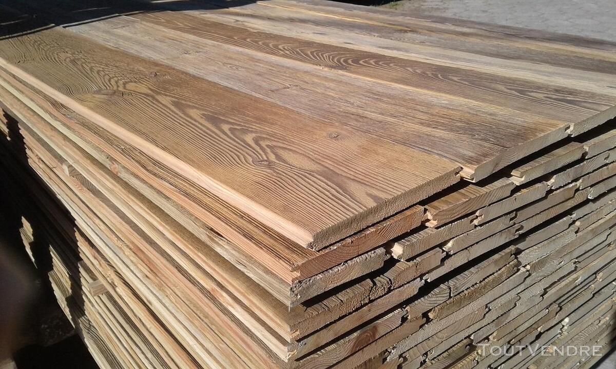 Bardage en vieux bois 267575687