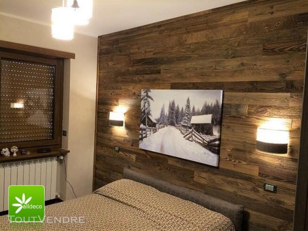 Bardage vieux bois -la beauté caché dans le vieux bois 685540659