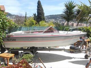 Barque (ex dériveur)