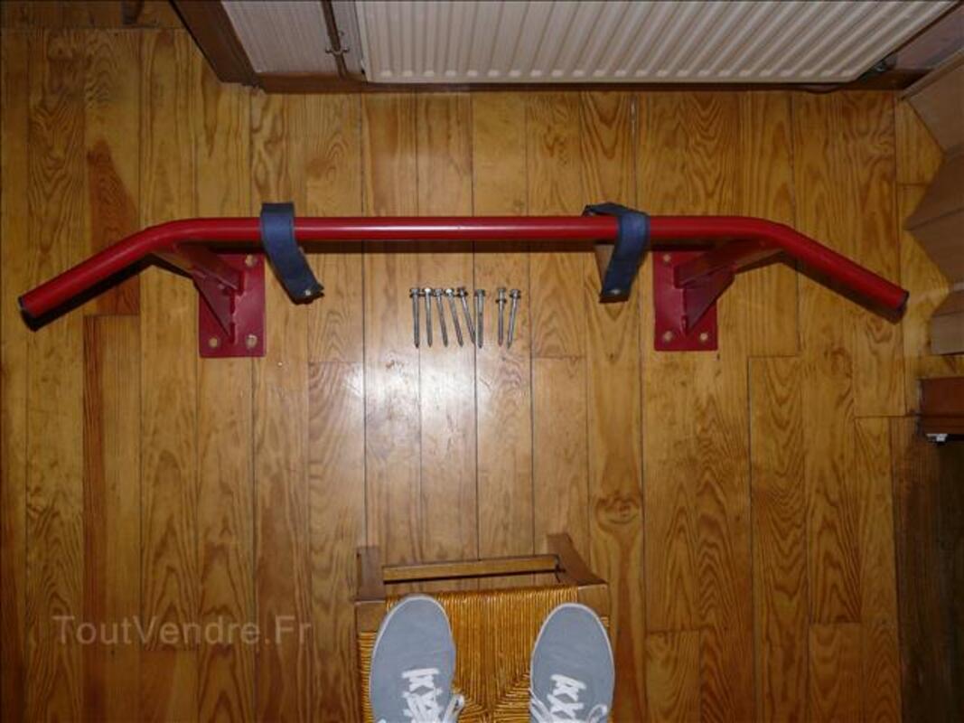 Barre de traction maison très solide en une pièce 103403244