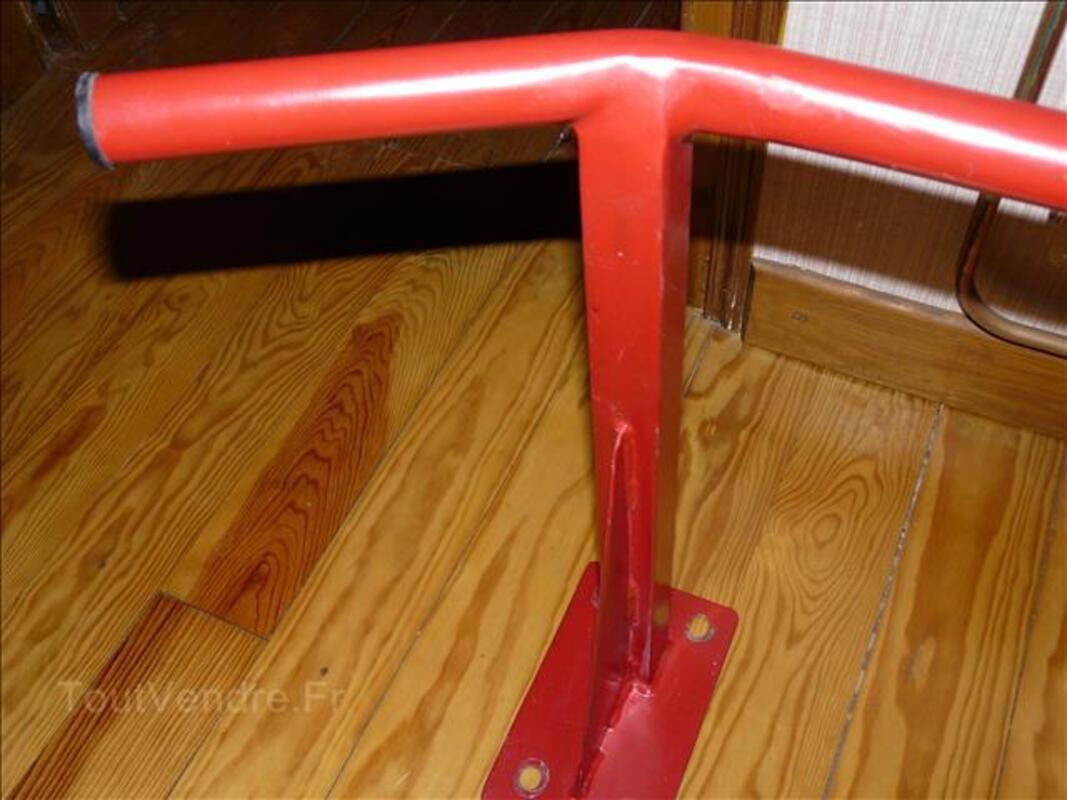 Barre de traction maison très solide en une pièce 103403295