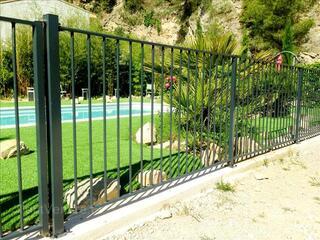 Barrière piscine homologuée norme promo NF P90-306