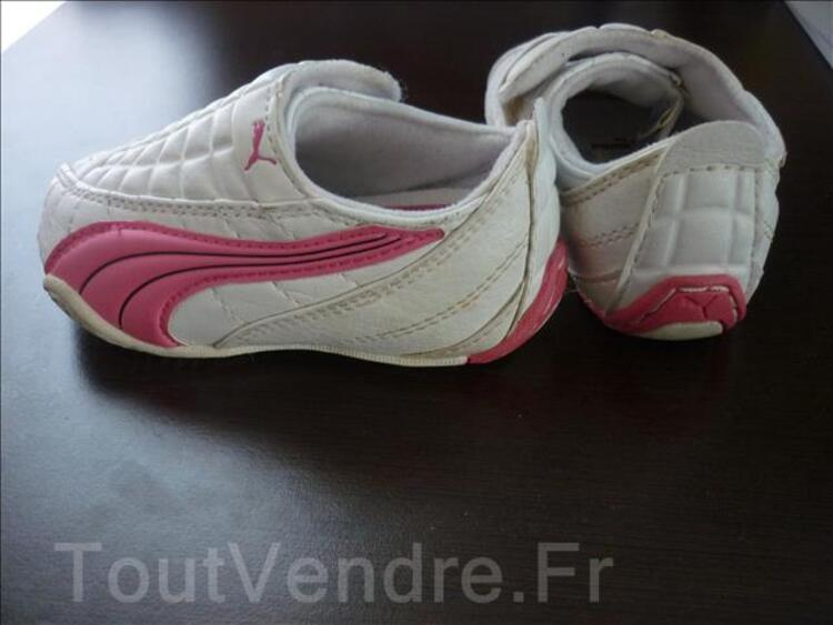 Basket Puma BB fille Taille 19 106101896