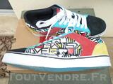 Basket quiksilver taille 44 (11 US)