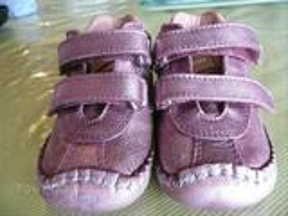 Baskets bébé fille taille 18/19 Pulcino