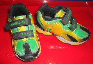 Baskets Géox taille 22