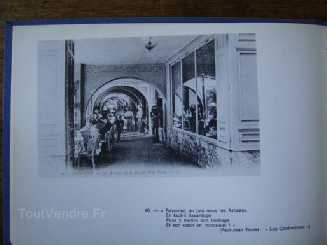 Bayonne à La Belle Epoque - Editions Libro-Sciences 92202923