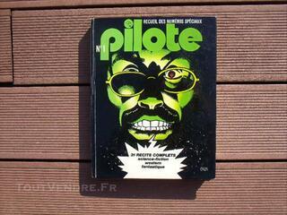 BD, Pilote Recueil numéros spéciaux 1