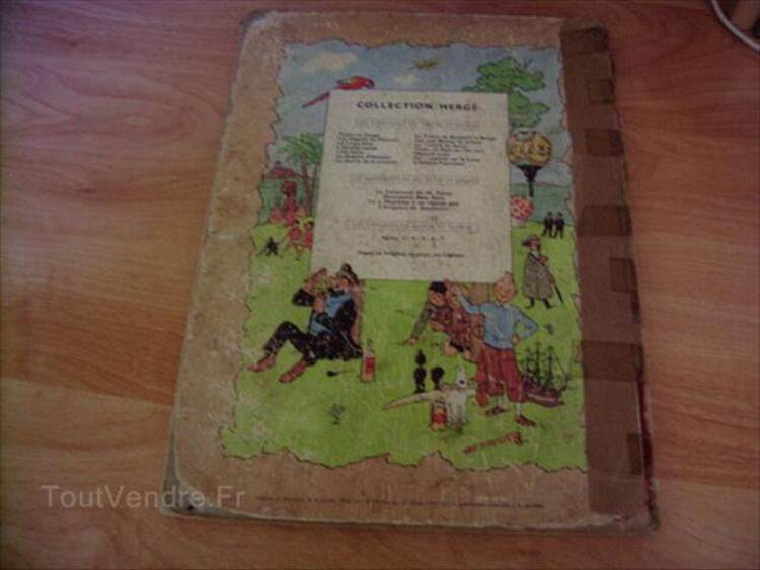 """BD TINTIN """"COKE EN STOCK"""" 1956 54501184"""