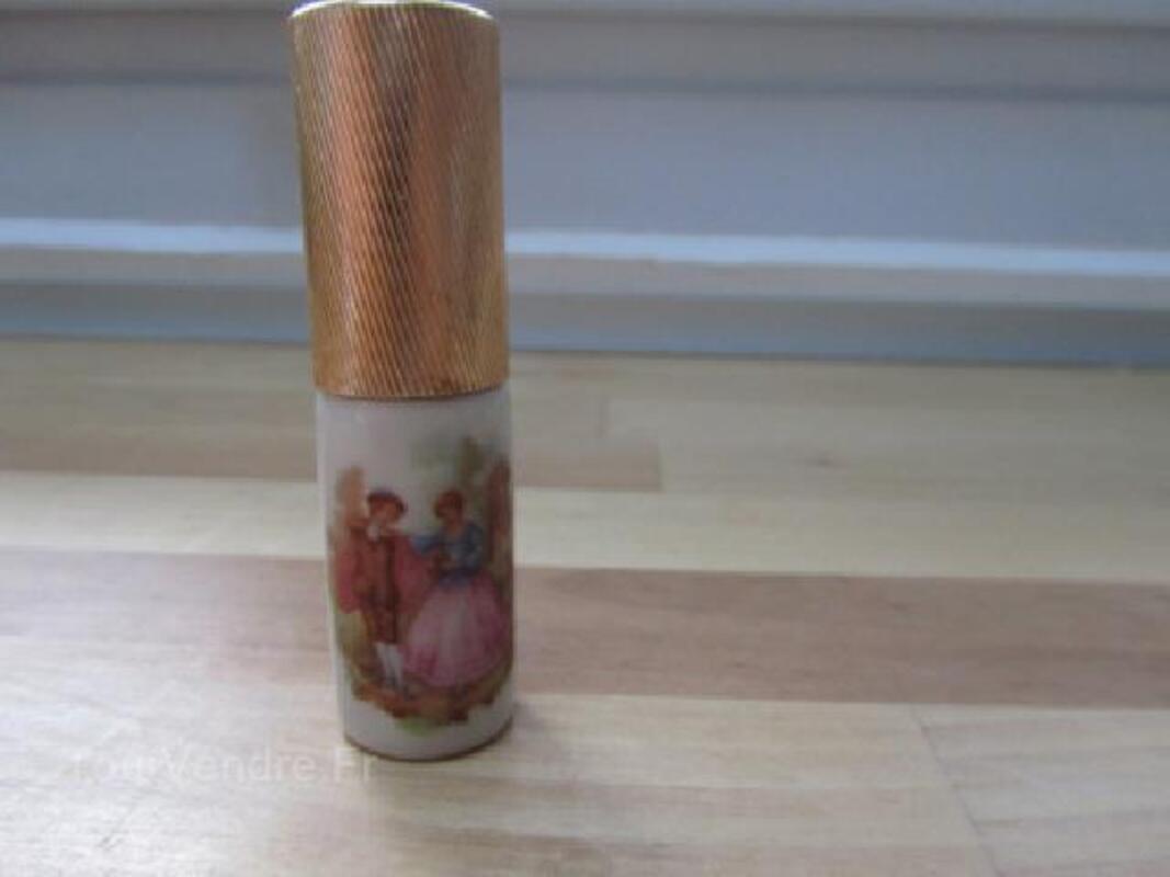Beau VAPORISATEUR de parfum en PORCELAINE DE LIMOGES 90030480