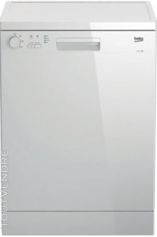 BEKO DFN05211W - Lave-vaisselle 5 Prg 126070629