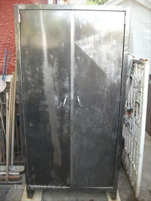 BELLE armoire de cuisine METAL DESIGN INDUSTRIEL 1950 45854081