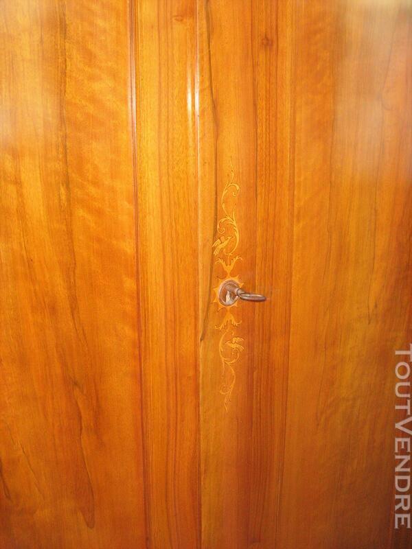 Belle armoire noyer blond époque louis Philippe en parfait é 557447573