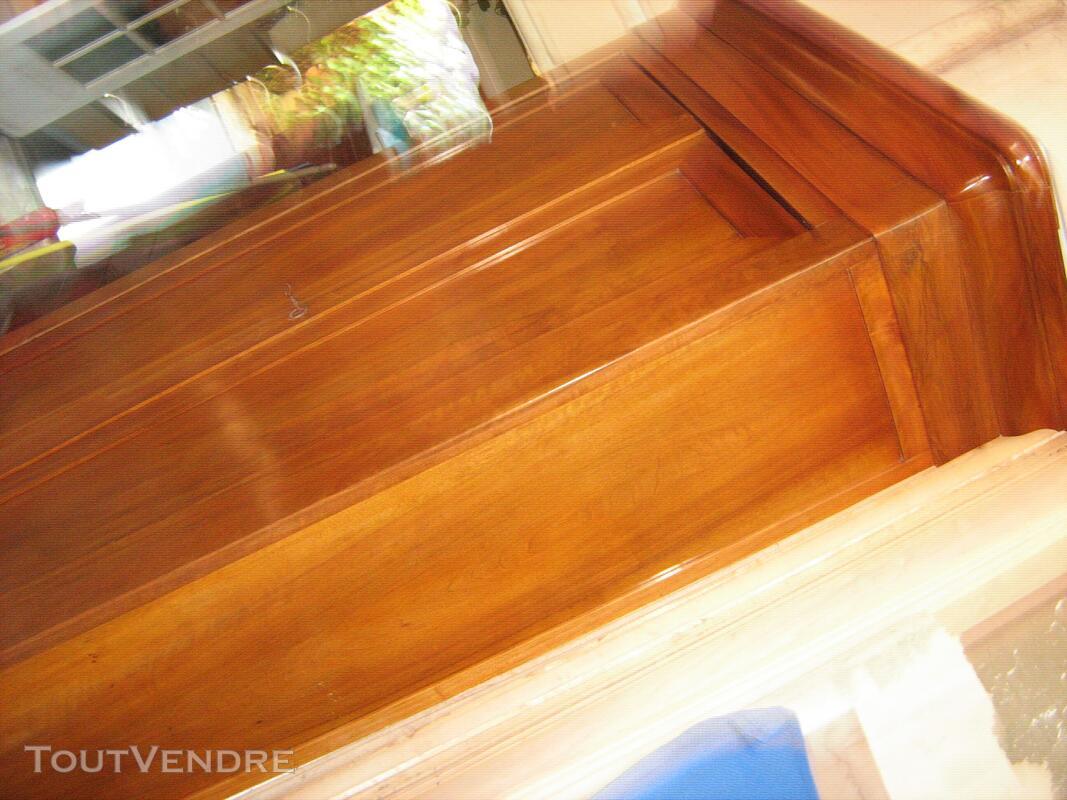 Belle armoire noyer blond époque louis Philippe en parfait é 557447663