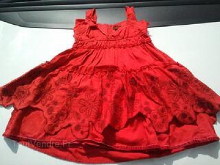 Belle robe catimini 5 ans