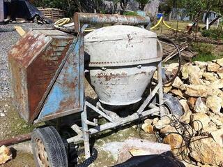 Bétonnière 250 litres