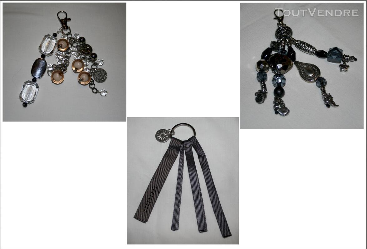 Bijoux de sac différents modèles 113663169