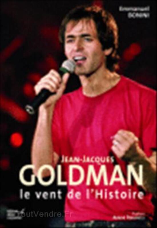 BIographie de JEAN-JACQUES GOLDMAN 66334017