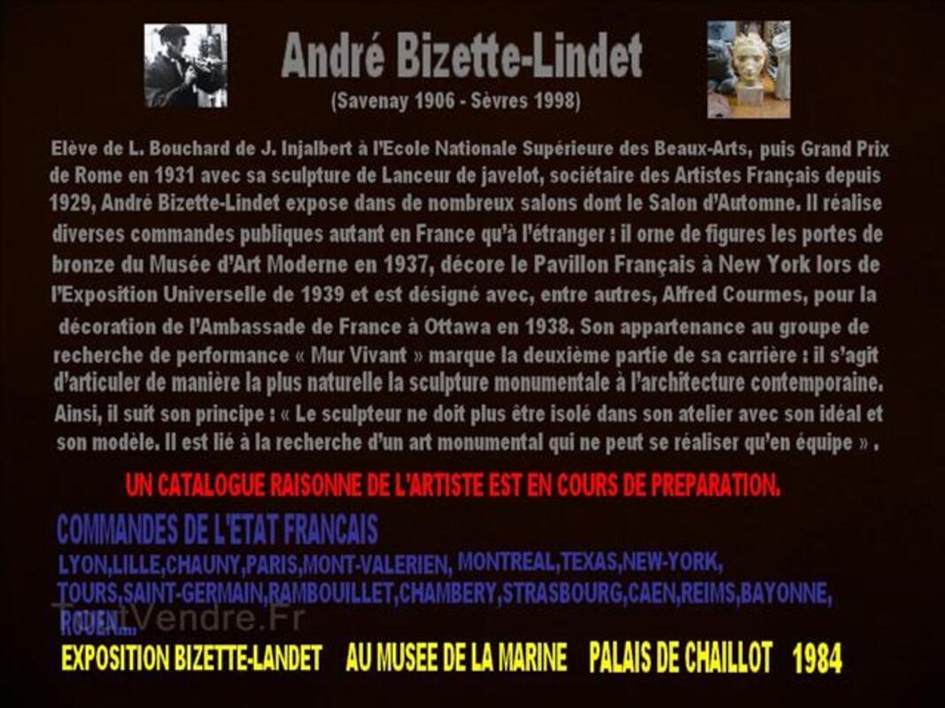 BIZETTE LINDET-SCENE ORIENTALISTE(prix de rome) 3240291