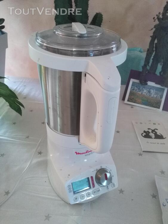 """Blender chauffant """"soup and co"""" moulinex 299785688"""