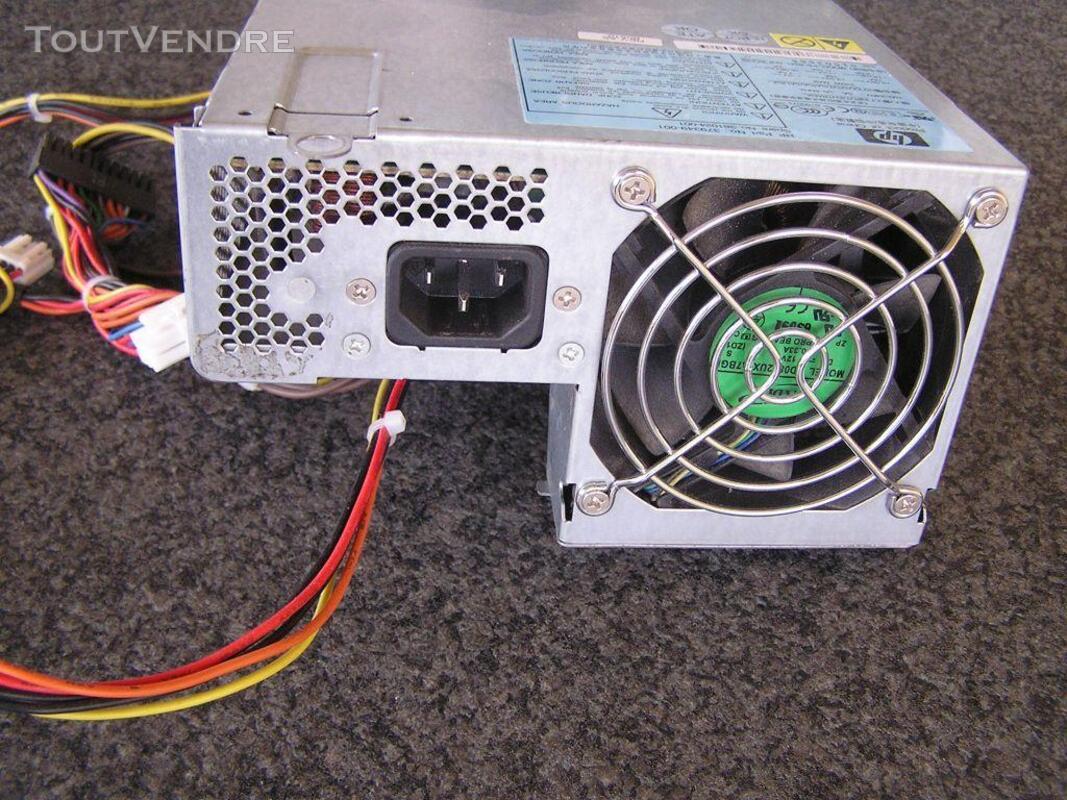 Bloc d'alimentation HP-SFF DC5100, DC7100, DC7600 446175700