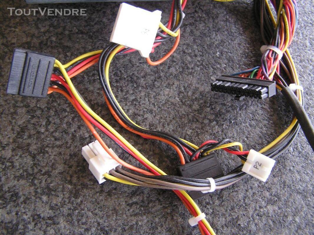 Bloc d'alimentation HP-SFF DC5100, DC7100, DC7600 446175709