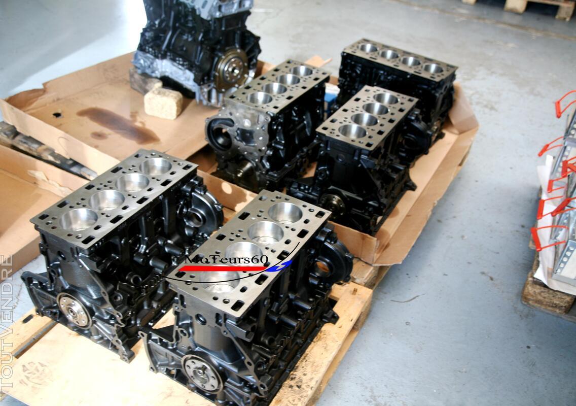 Bloc moteur Renault trafic 2.5 DCi 108724087