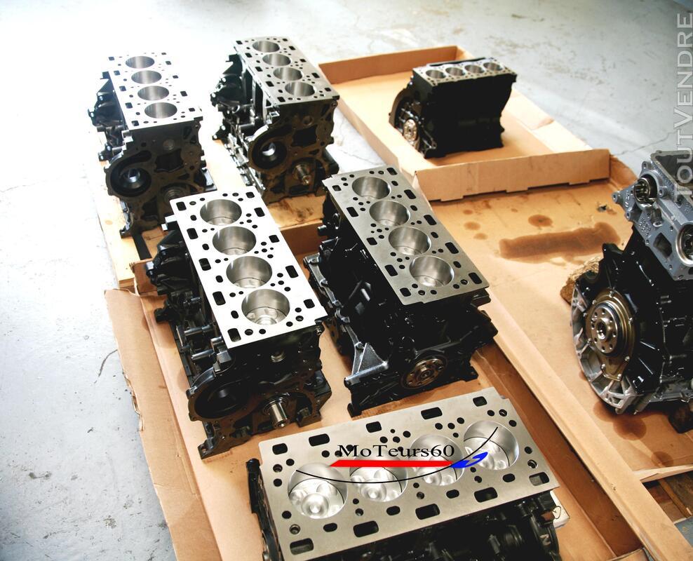 Bloc moteur Renault trafic 2.5 DCi 108724110