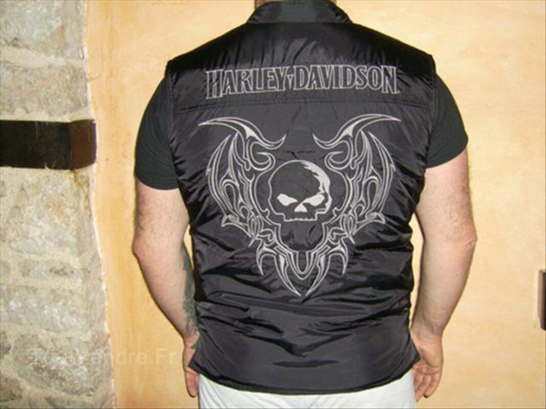 Blouson gilet reversible harley davidson 55836633