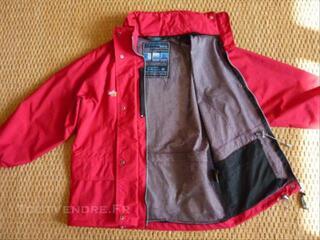 Blouson, veste Lafuma rouge taille XS