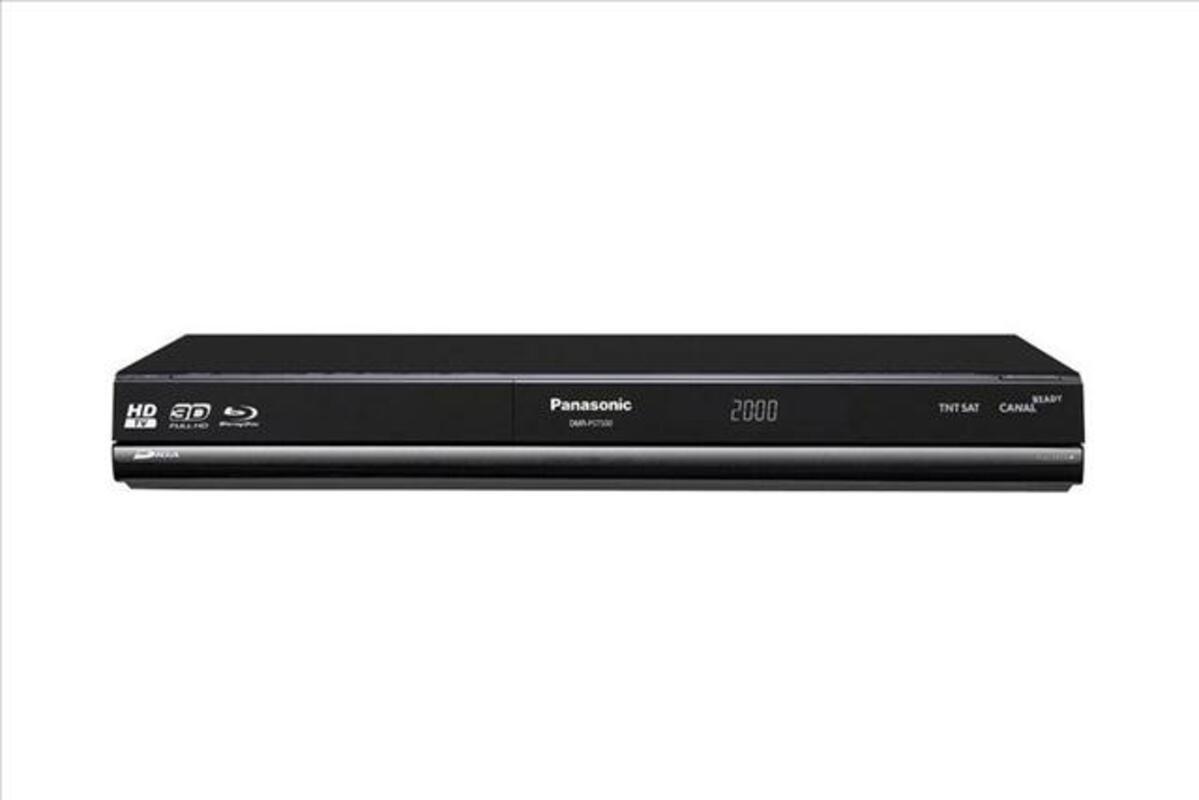 Blu-ray 3D Enregistreur 250go Tnt Panasonic dmr-pst500 65659339