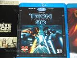 BLU RAY TRON 3D+2D EDITION EPUISEE ET RARE