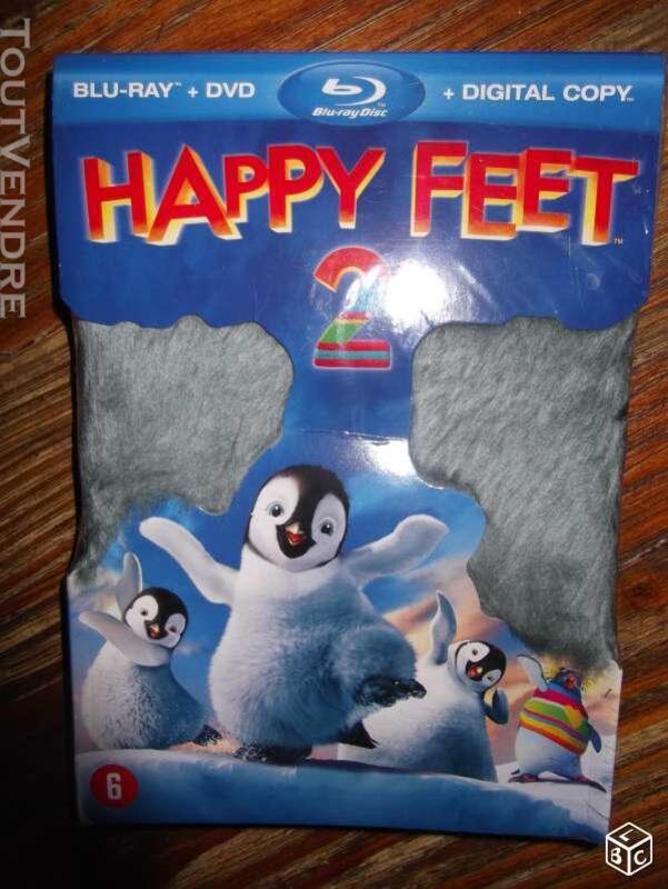 Blue ray + dvd HAPPY FEET 2 -  NEUF sous blister 155847726