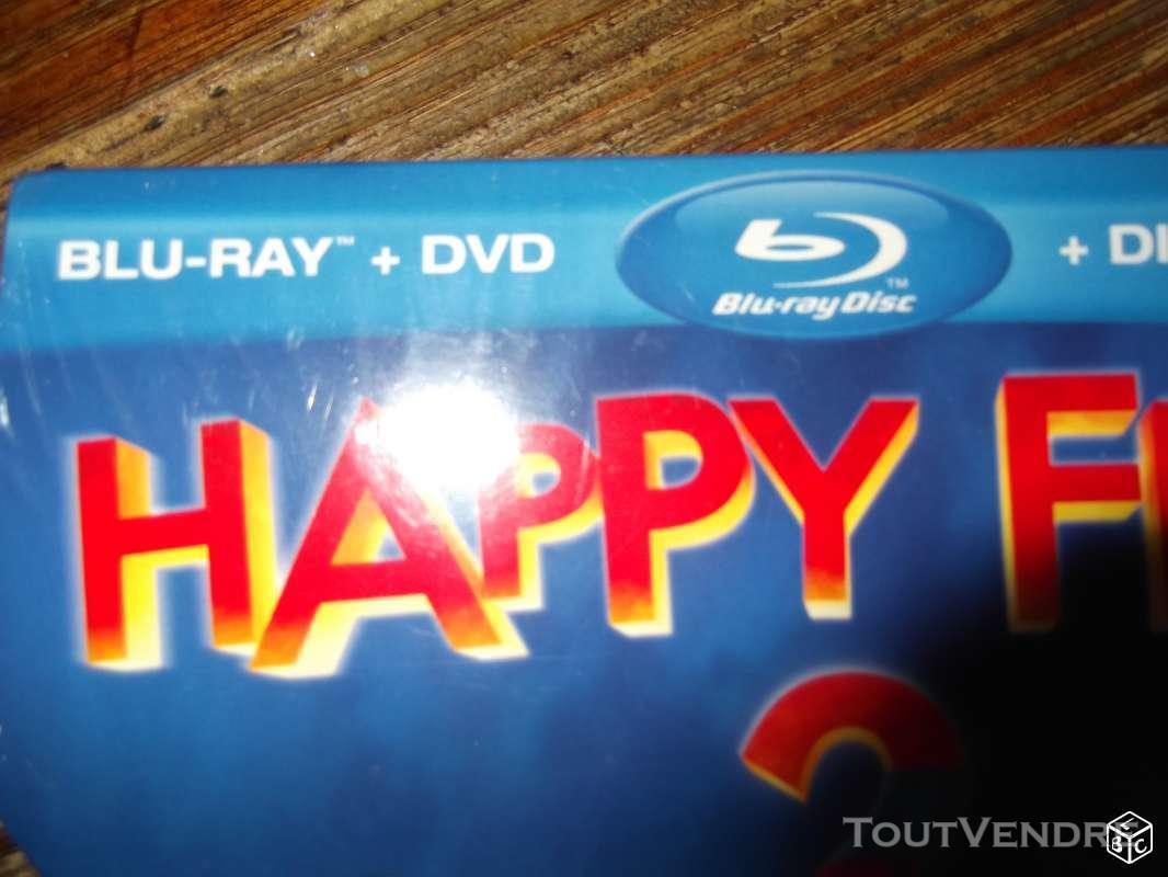 Blue ray + dvd HAPPY FEET 2 -  NEUF sous blister 155847768