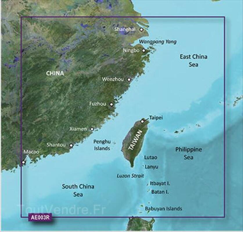 Bluechart BlueChart g2 Vision VAE003R  Taiwan v2011 72953086