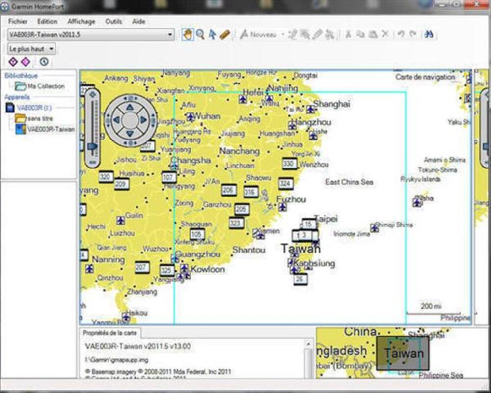 Bluechart BlueChart g2 Vision VAE003R  Taiwan v2011 72953087