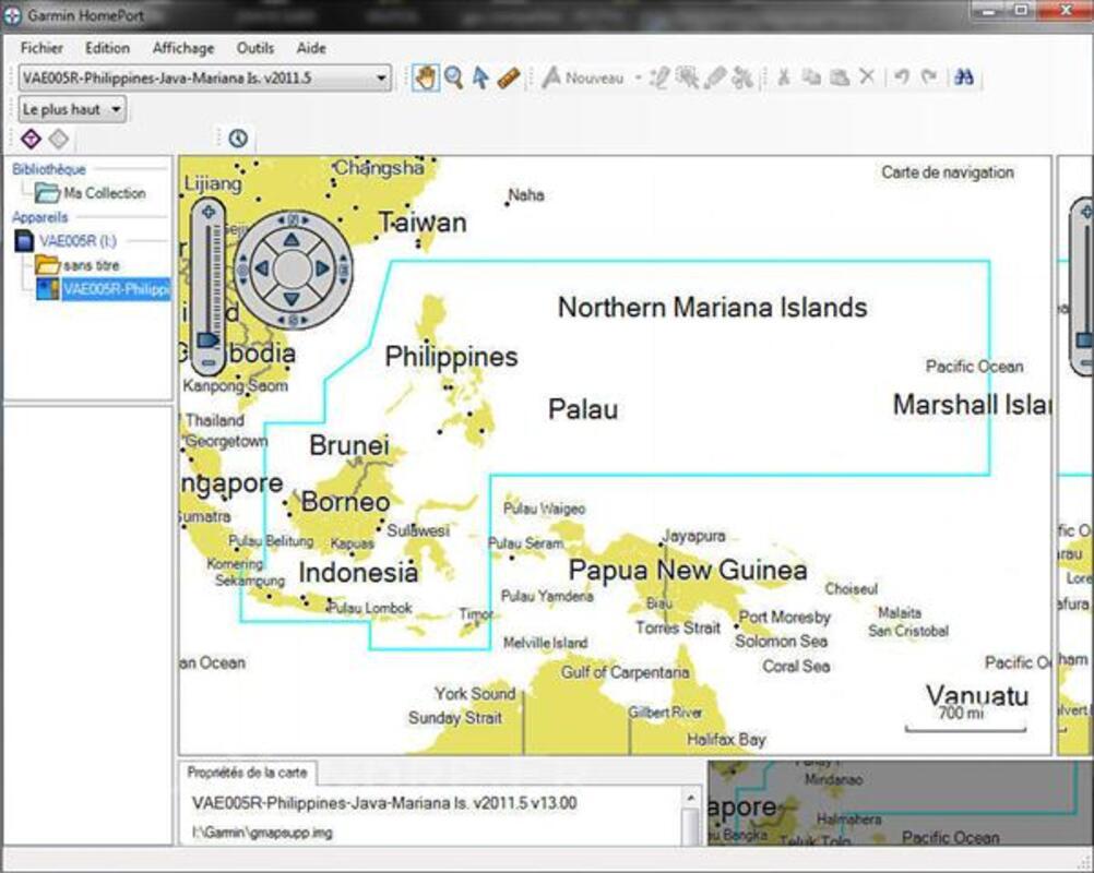 BlueChart g2 Vision VAE005R  Philippines-Java-Mariana 76604225