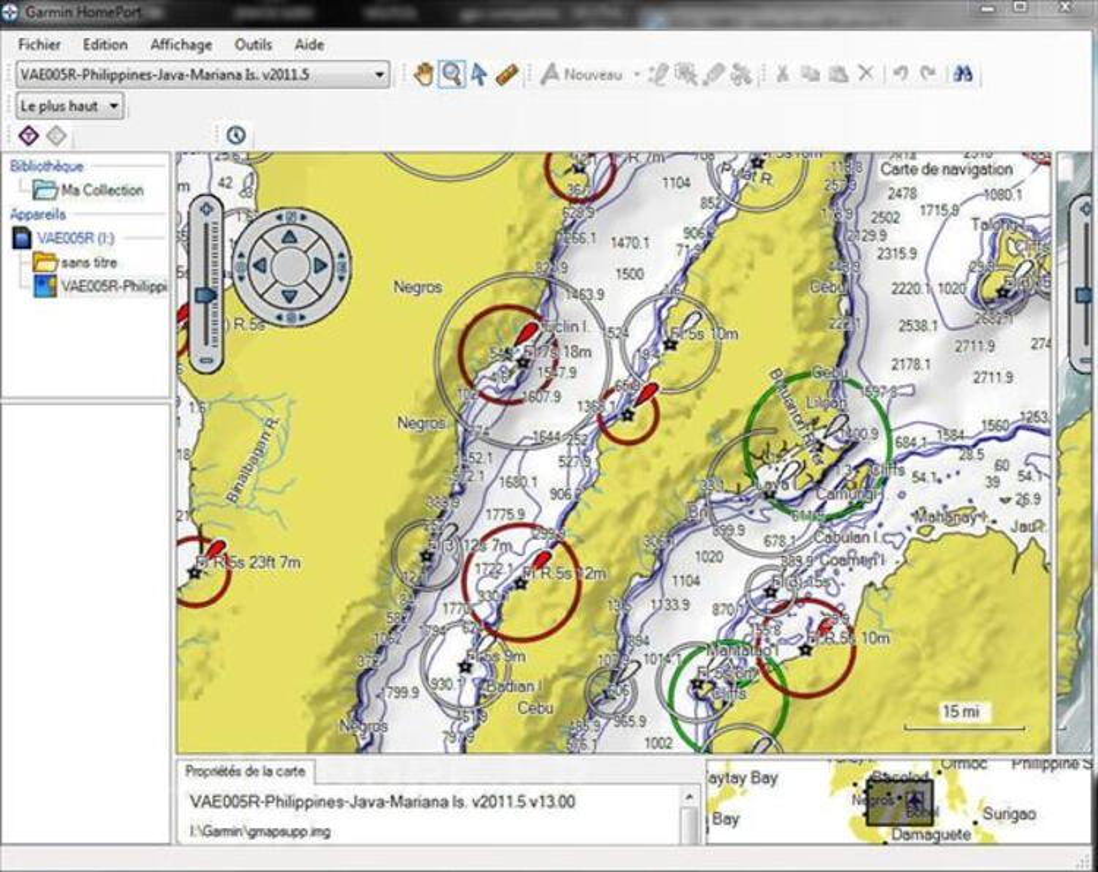 BlueChart g2 Vision VAE005R  Philippines-Java-Mariana 76604226