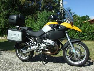 BMW 1200 GS 2007 19400 KM