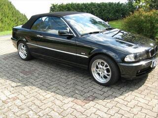 BMW 318 CI CABRIOLET E46 GPL AUTOMATIQUE CUIR HIFI