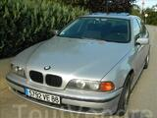 BMW 523 I STEPTRONIC TRES BON ETAT CONVIENT A PARAPLEGIQUE