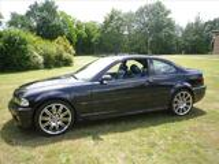 BMW M3 COUPE E46 SMG II PHASE 2  de 2004 99 400 km