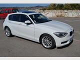 BMW SERIE 1 F20 118d PACK LUXE XENON CUIR GPS JA