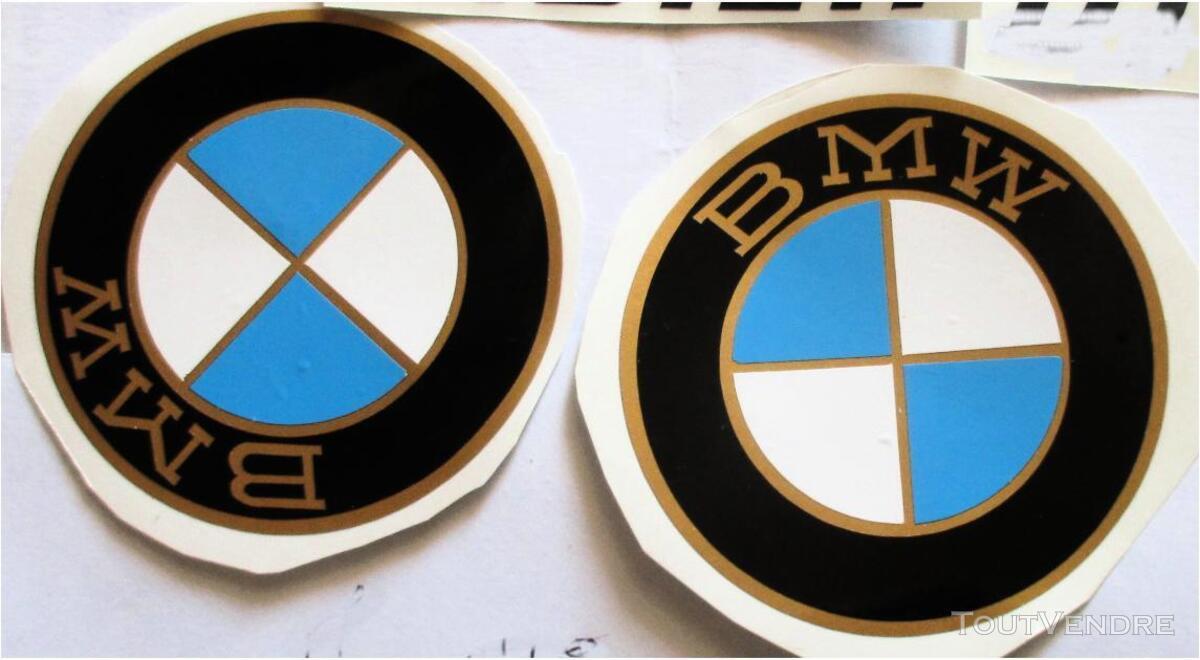 BMW Vintage sticker insigne accesssoire 293666546