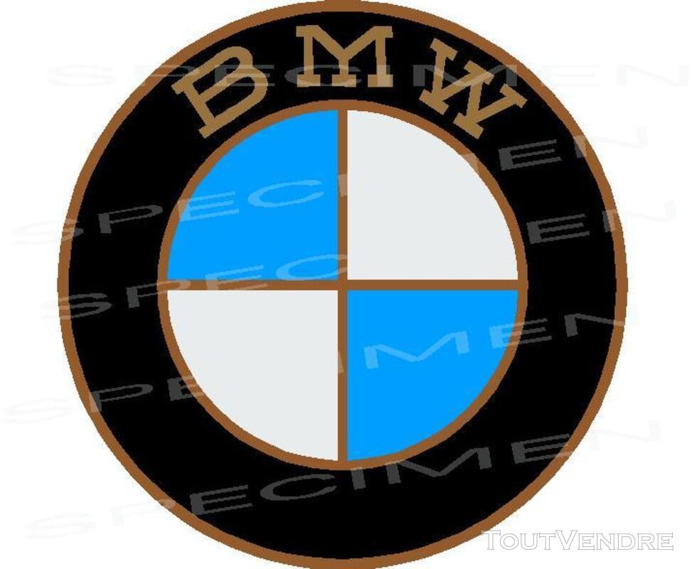 BMW Vintage sticker insigne accesssoire 293666552