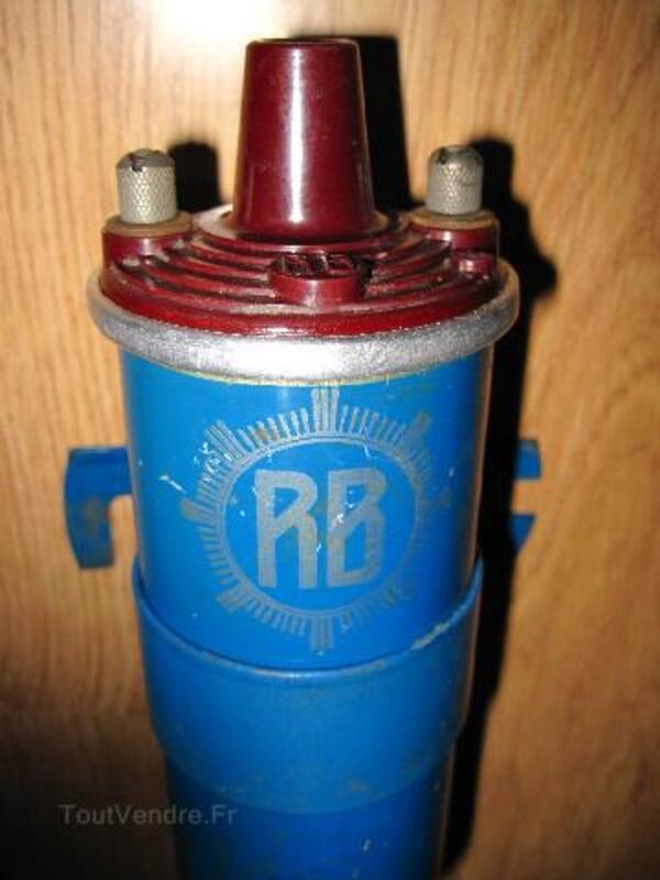 """Bobine d'allumage """"RB"""". 6 Volts. 93213784"""
