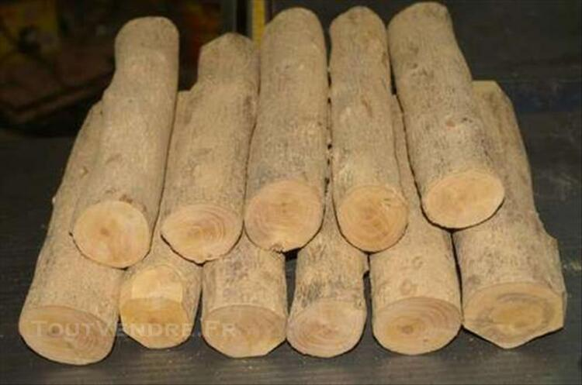 Bois de tournage, rondins de buis long. 220 mm 75698019