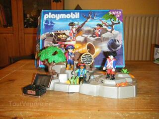 Boite 3127 Playmobils compléte